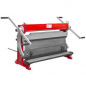 Preview: UBM760 Holzmann Universal sheet metal working machine 3in1