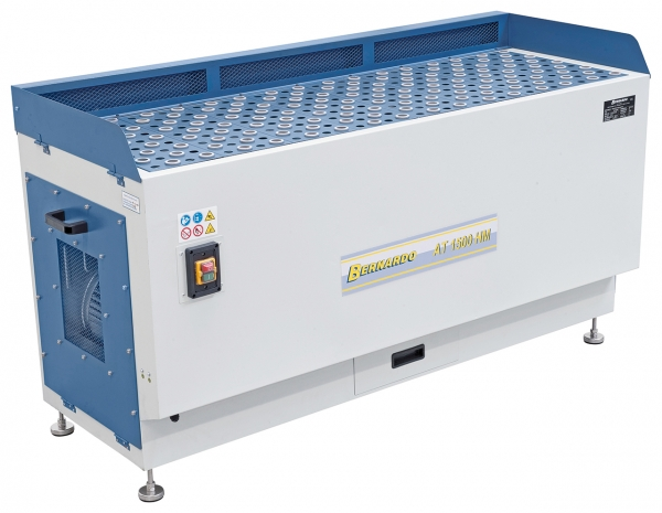 Bernardo AT 1500 HM grinding dust extraction table